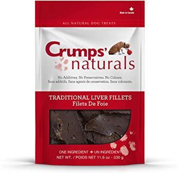 Crumps Liver Fillets 330g<br>$17.85