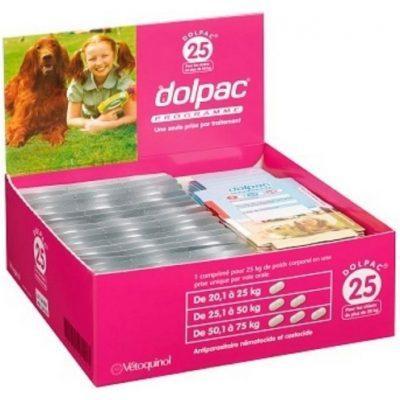Dolpac 25 per tab<br> $16.34