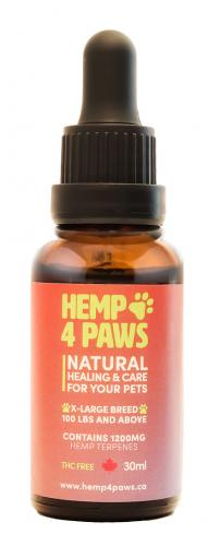 Hemp 4 Paws X-Large<br>$100